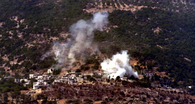 Menschenrechtler: Erneut massive Luftangriffe auf Idlib