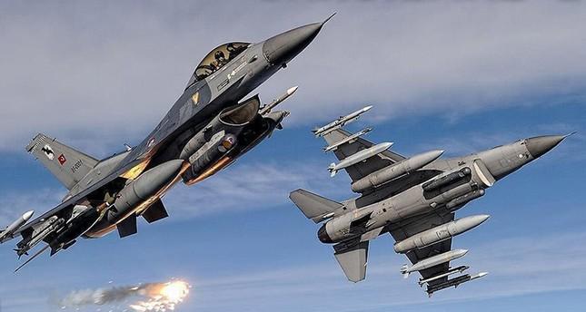 تحييد إرهابيين من بي كا كا في غارة جوية للجيش التركي شمالي العراق