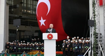 Turkey to boost naval strength with 6 new submarines to go into service in 2022-2027