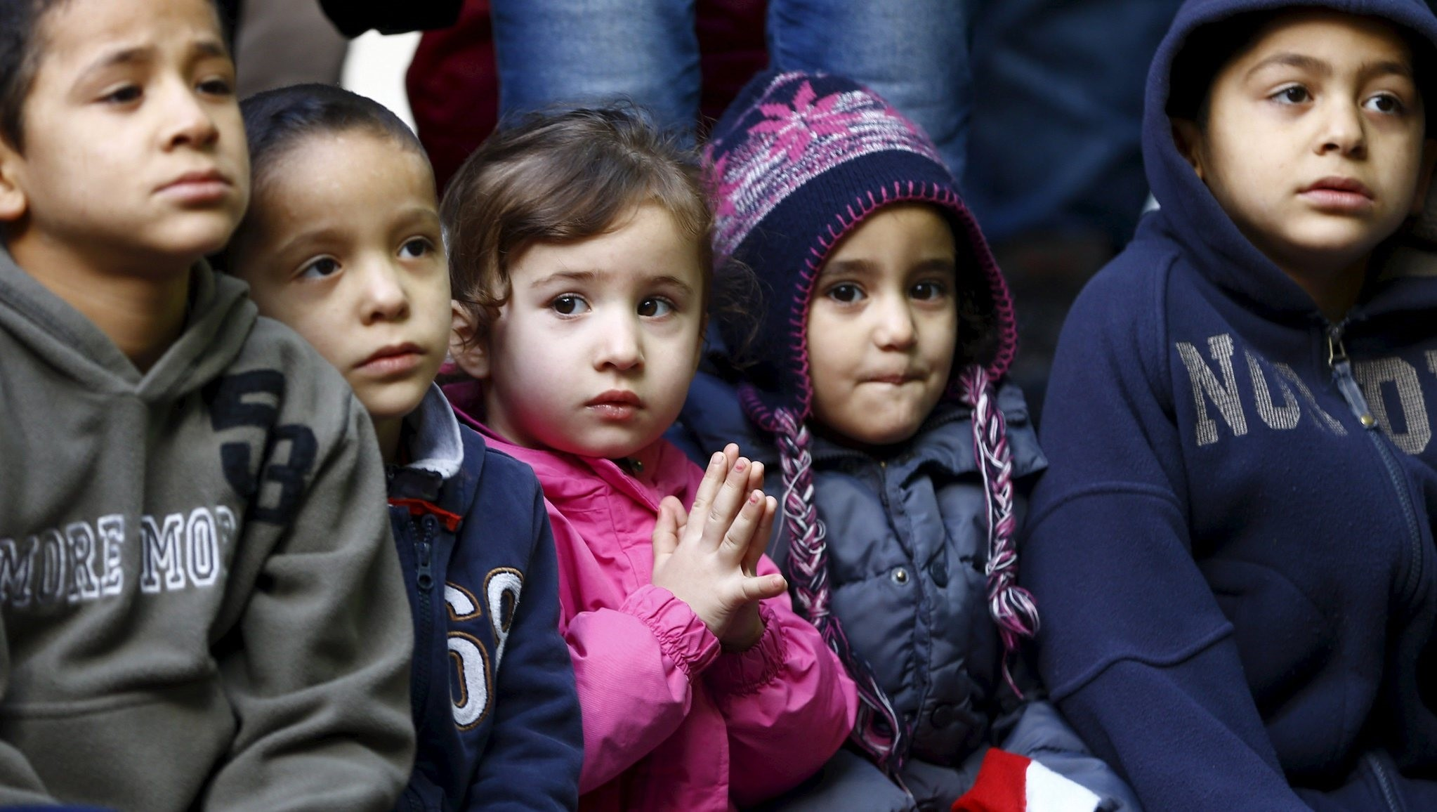 The migrant children in Europe have recently been facing deadly force from police.