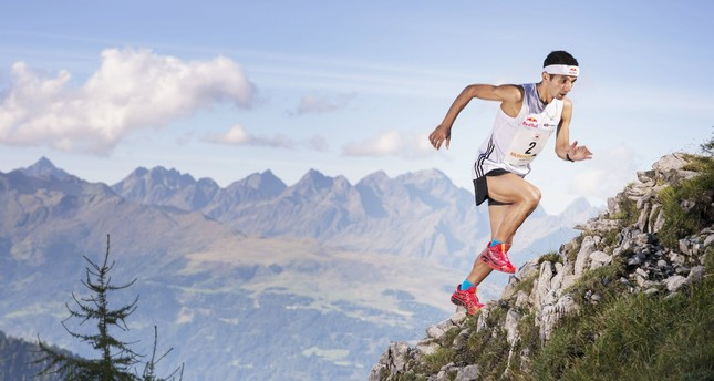 Ahmet Arslan has made history in trail running races in France, Austria, Slovenia, Bulgaria and Albania, wining nearly 60 medals in 13 years.