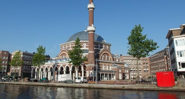 Ayasofya Camii in Amsterdam, the Netherlands (Flickr photo)