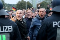 German far-left to launch new movement amid wave of violence