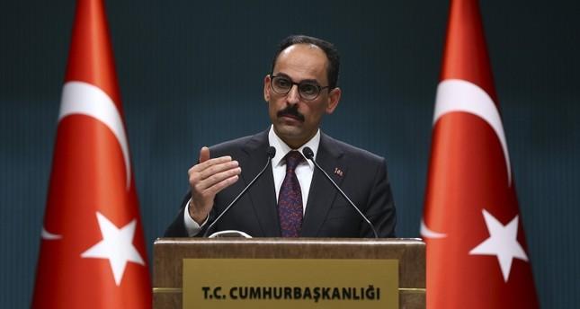 متحدث الرئاسة التركية لنتنياهو: لن تستطيعوا إخفاء جرائمكم من خلال الأكاذيب
