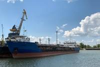 Украина арестовала российский танкер