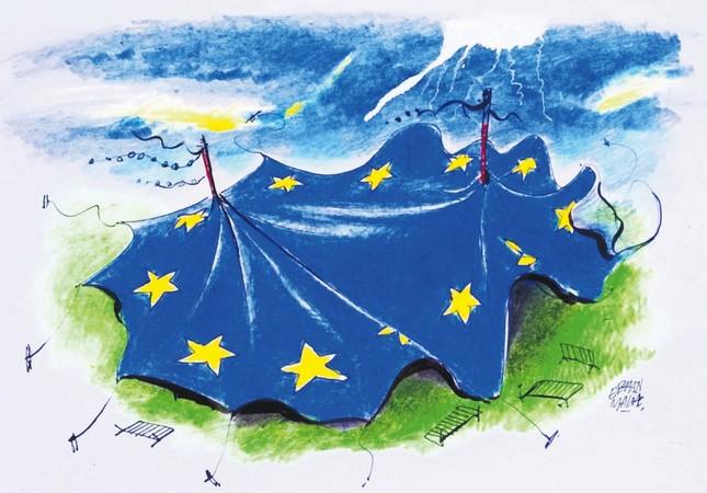 Bleak future on horizon for European politics