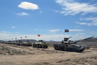 Turkish and Azerbaijani Armed Forces have started a five-day joint military exercise which will be taking place in Azerbaijan, Anadolu Agency reported Monday.  The exercise is to continue until...
