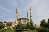 UNESCO World Heritage site Selimiye Mosque to go through extensive restoration