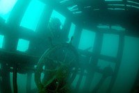 Shipwreck belonging to Russian military discovered in Lake Van
