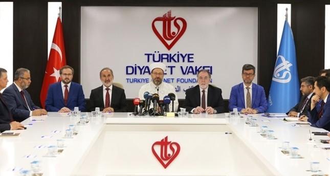 وقف الديانة التركي يرمم 108 مساجد شمال حلب ويخطط لترميم 160 أخرى