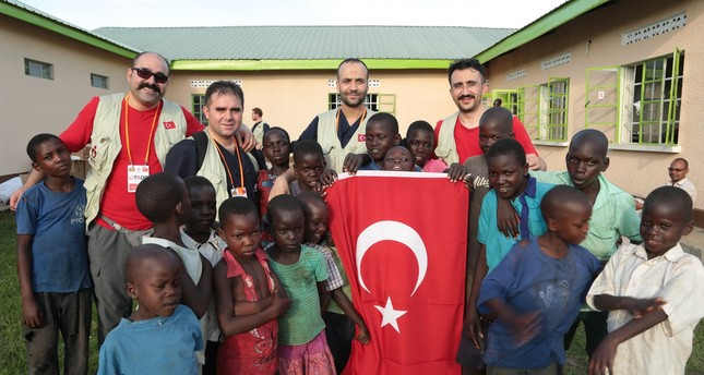 The TADD pours aid into Africa as part of Turkish efforts to boost continent's development