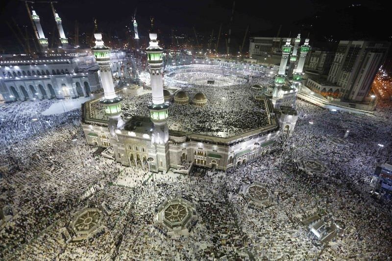 The season of Hajj