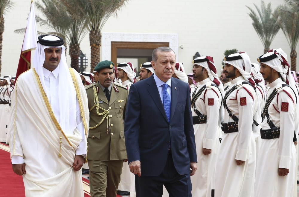 Erdou011fan ends his four-day Gulf tour in Qatar. The visit to Bahrain, Saudi Arabia and Qatar, reinforces Turkey's ties these countries.