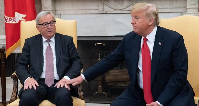 US restores mission status of EU in Washington