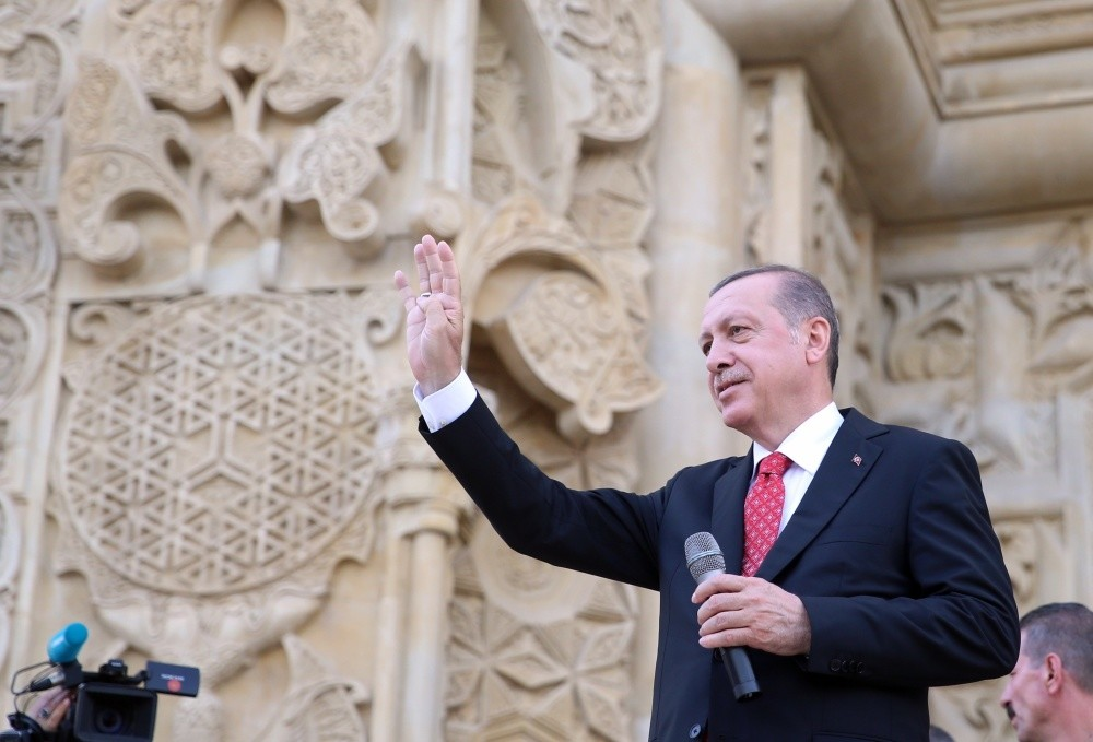 President Erdou011fan has said that the AK Party members will have to work harder to get the majority of votes in 2019 elections.