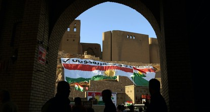 pThe strained relations between Baghdad and the Kurdistan Regional Government (KRG) in northern Iraq following a controversial independence referendum in the KRG began to ease as officials from...