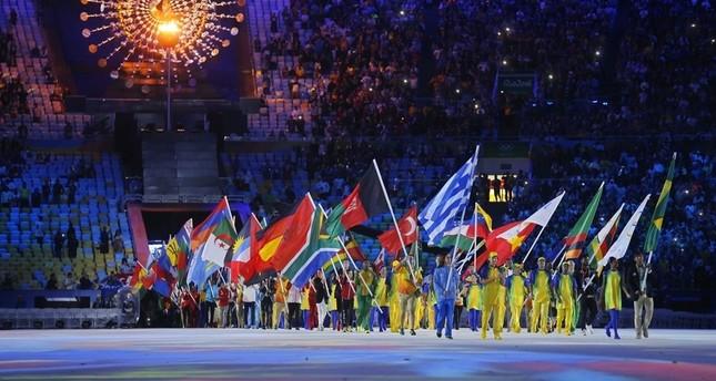 الولايات المتحدة تتربع على عرش أولمبياد ريو 2016