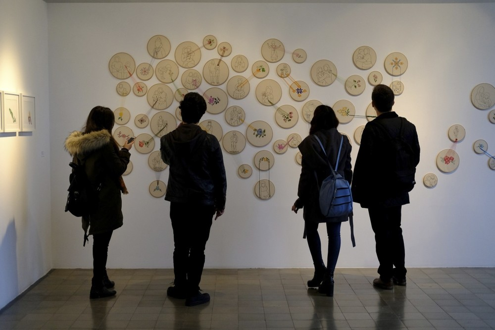 BASE introduced 116 works of art by 108 new artists from 31 universities in 20 cities and welcomed 12,000 visitors.