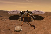 NASA's newest Mars lander to detect quakes on Red Planet