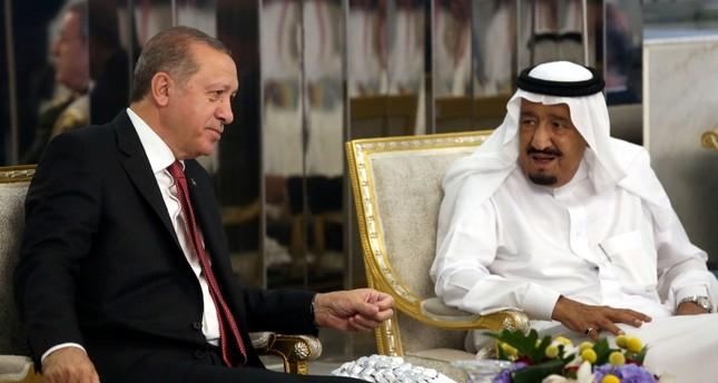 أردوغان والملك سلمان يرحبان في اتصال هاتفي بالقرار الأممي حول فلسطين