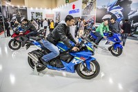 Turkey's biggest motorcycle, bicycle fair opens Thursday in Istanbul