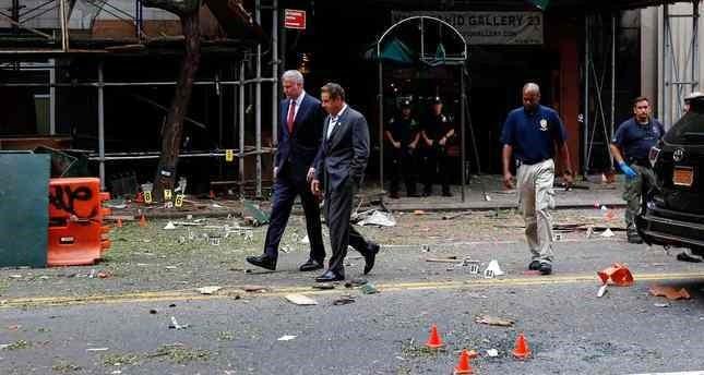 اعتقالات وإرباك في نيويورك عقب العثور على قنابل جديدة معدة للتفجير