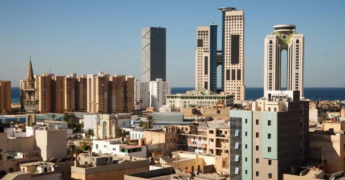 Libyan capital Tripoli's skyline. (iStock Photo)