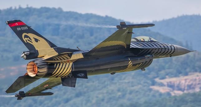 مصادر تركية: مقاتلاتنا لم تقم باستفزازات في بحر إيجة