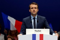 Political centrist Emmanuel Macron, leader of the independent ''En Marche!'' [Forward] movement, has risen as the frontrunner for the upcoming French presidential elections due to be held in two...