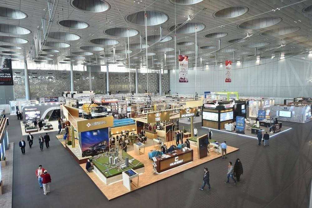 More than 112 Turkish companies participated the Expo Turkey by Qatar fair.