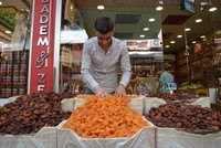 Turkey's Malatya exports apricots to 112 countries around the world