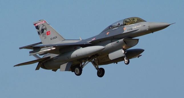 تحييد 26 إرهابياً في غارات جوية تركية شرقي البلاد وشمالي العراق
