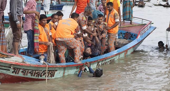 تركيا تقدم مساعدات إنسانية لمتضرري الفيضانات في بنغلاديش