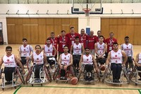 Turkey's U22 wheelchair national team claims European title