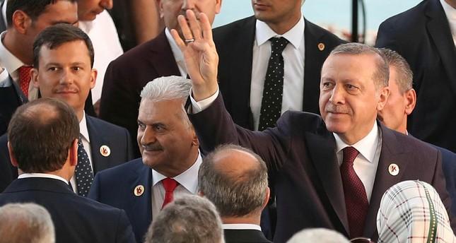 أردوغان: تركيا وقفت على قدميها وليس هناك قوة في الأرض تستطيع منعها من ذلك