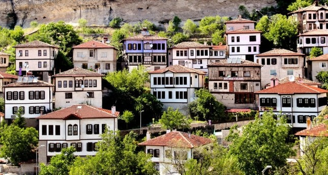 Safranbolu is famous for its unique houses which represents the spirit of Ottoman architecture.