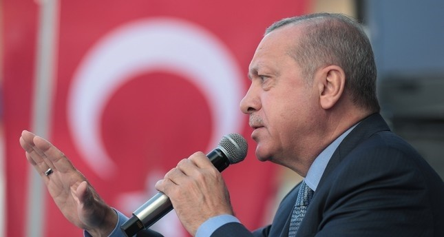 أردوغان يُدين بشدّة الهجوم الإرهابي على مسجدين بنيوزيلندا