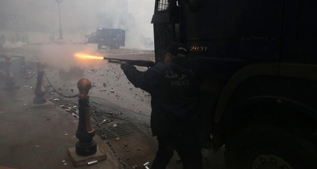 الشرطة الجزائرية تعلن توقيف 195 متظاهراً بتهمة التخريب