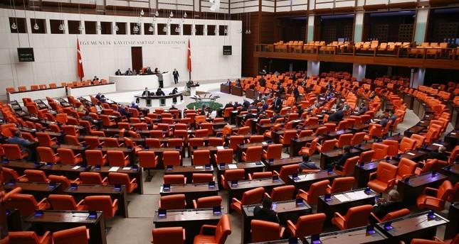 البرلمان التركي يقر قانون نقابة المحامين الجديد