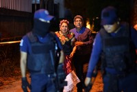 Gunmen kill 13 at family celebration in Mexico's Veracruz