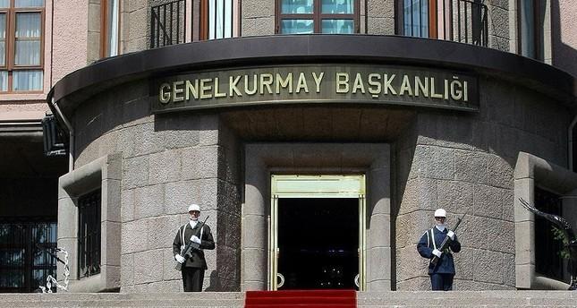 رئاسة الأركان التركية: تحييد 34 مسلحاً من منظمة بي كا كا الإرهابية