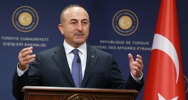جاوش أوغلو: أزمة إسقاط الطائرة أظهرت أهمية أنقرة وموسكو لبعضهما