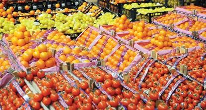 تركيا.. صادرات منطقة إيجة من الفواكه والخضروات تتجاوز المليار دولار