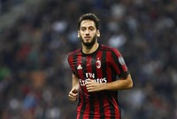 Milan coach Gattuso 'impressed' by 'complete' Çalhanoğlu