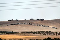 Turkey largely achieves security on Syrian border