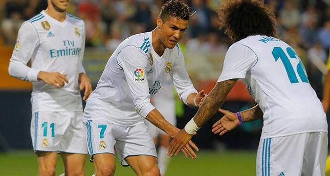 ريال مدريد ينهي الليغا بفخ التعادل مع فياريال