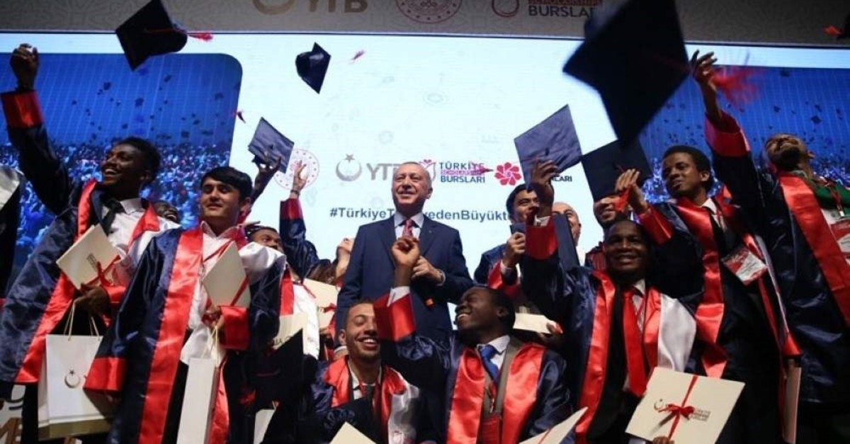 Turkey starts int'l scholarship applications for foreign students thumbnail
