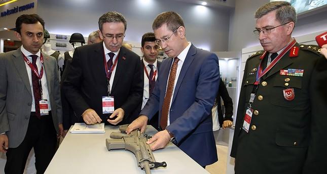 تركيا تخطط لاستخدام ذخائر جديدة محلية الصنع بعملية غصن الزيتون