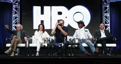 pThe hackers who broke into HBO's computer network have released more unaired episodes, including several from the highly anticipated return of Curb Your Enthusiasm, which debuts in...