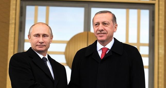 Brief an Kreml: Erdoğan drückt Bedauern über Abschuss des russischen Jets aus